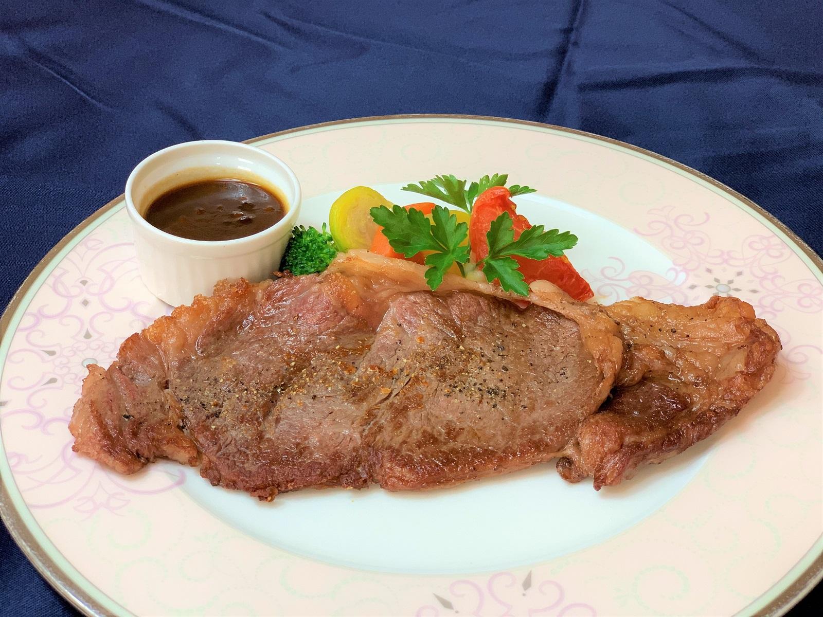 神奈川県産やまゆり牛のステーキ+2,000円