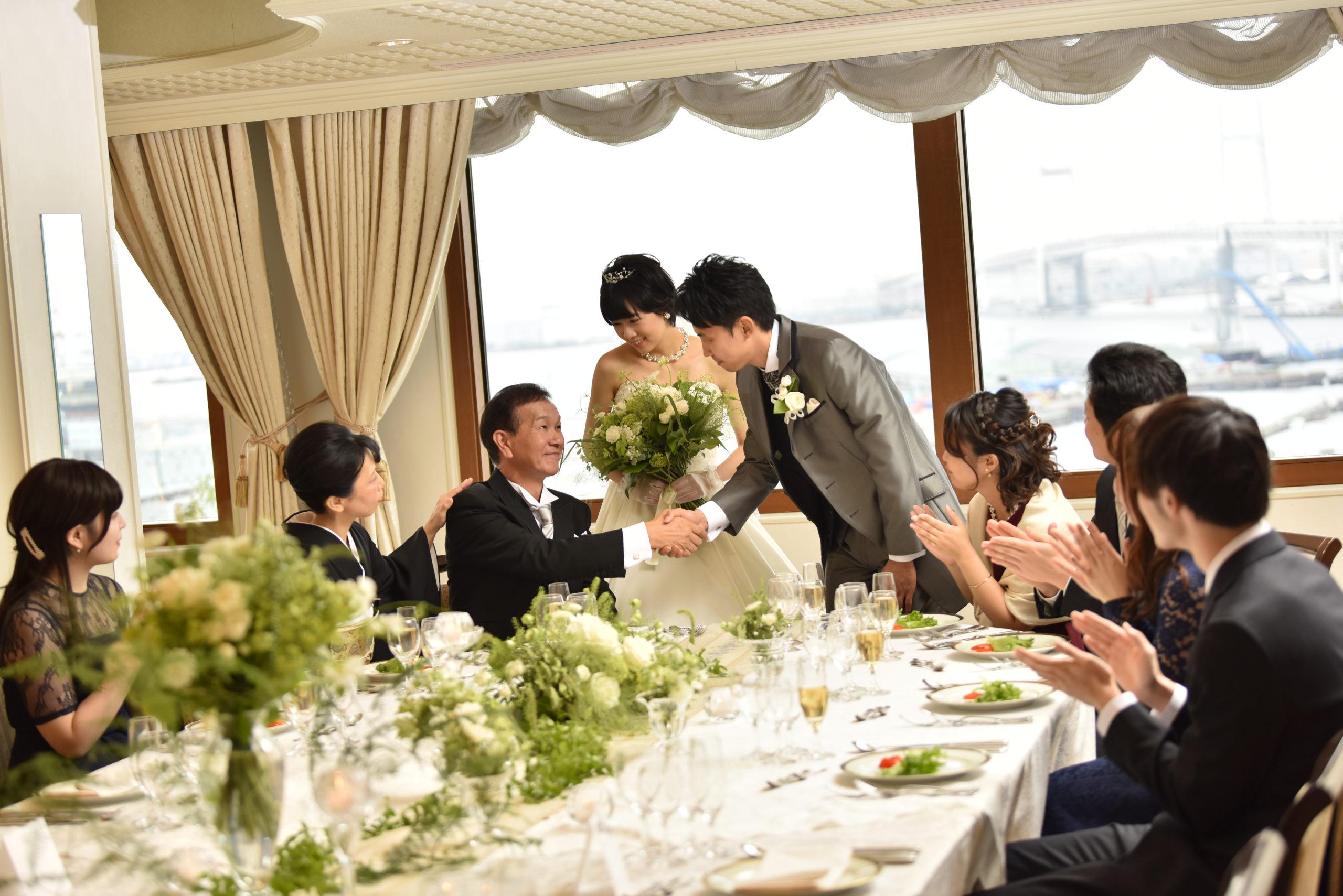 【少人数婚やファミリー婚をご希望のおふたりへ】アットホームな挙式+会食会プラン