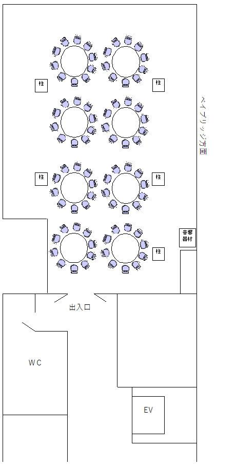 ラ・メール レイアウト図面1